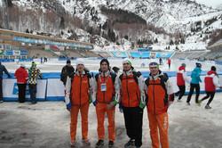 Medeo Ice Rink, Almaty, Kazachstan