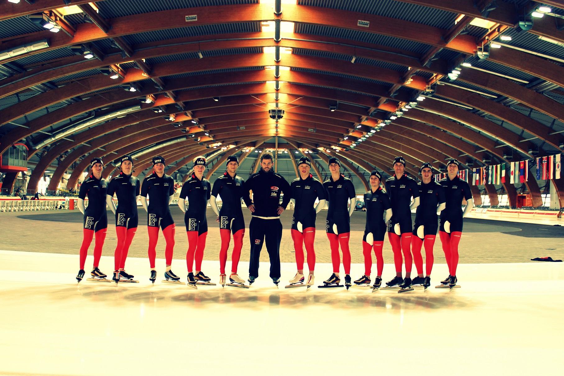 Teamfoto 2014-2015 (Erfurt)