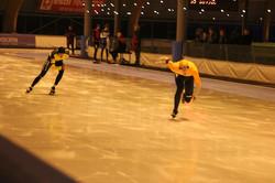 C-selectie wedstrijd in Haarlem