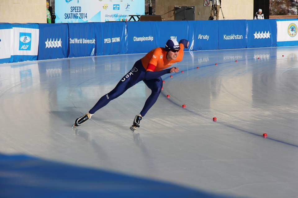 WUC Speed Skating 2014 Almaty, 500m