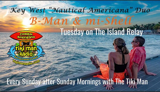 Tuesday on the Island with B-Man & Mi-Shell Every Sunday 1PM