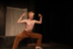 Jamie Green actor- A Midsummer Night's Dream 2018