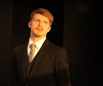 Jamie Green actor- Ivanov 2016