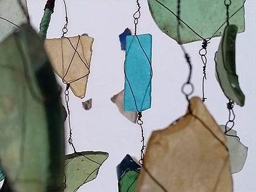 Lene Marie Stangebye Langøyene installasjon kunst
