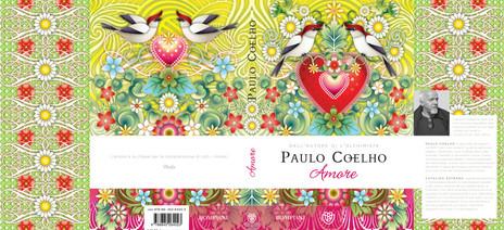 :::  Paulo Coelho Love   Illustrasjoner: Catalina Estrada  Bazar Forlag
