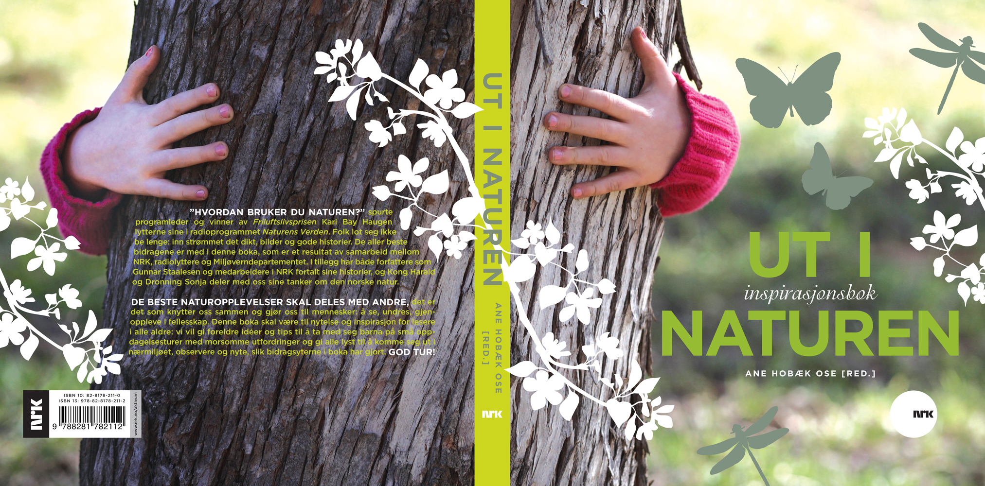 Ut i naturen [ omslag ]