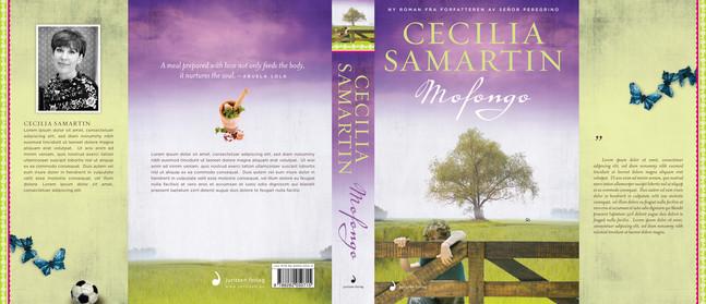 :::  Cecilia Samartin Mofongo  Juritzen Forlag (skisseforslag)