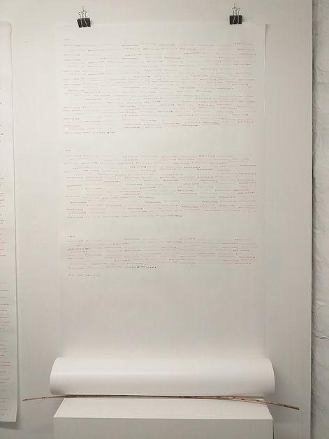Lene Marie Stangebye Mediterranean installasjon kunst