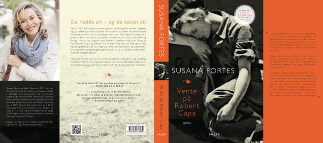 :::  Susana Fortes Vente på Robert Capa  Bazar Forlag