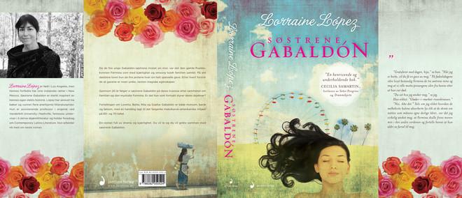 :::  Lorraine López Søstrene Gabaldón  Juritzen Forlag