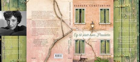 :::  Barbara Constantine Og til slutt kom Paulette  Bazar - Cappelen Damm