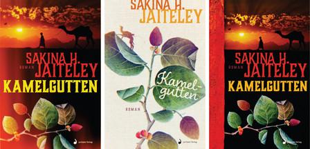 :::  Sakina H. Jaiteley Kamelgutten  Juritzen Forlag (skisseforslag)