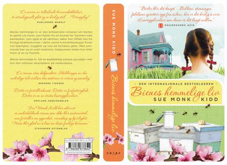 :::  Sue Monk Kidd Bienes hemmelige liv  Bazar Forlag