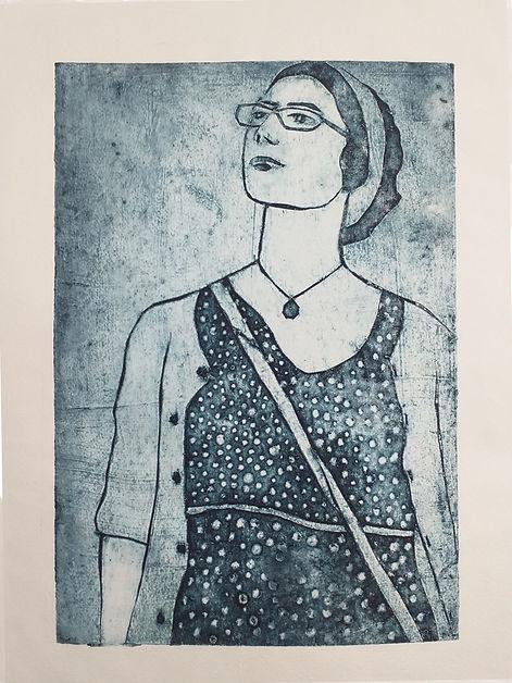 Lene Marie Stangebye grafikk