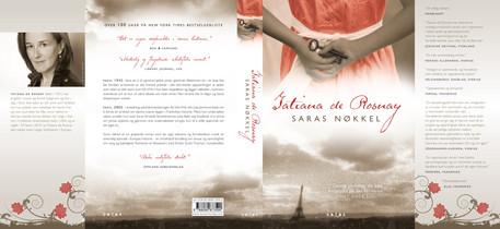 :::  Tatiana de Rosnay Saras nøkkel  Bazar Forlag