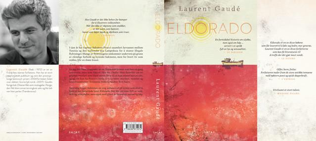 :::  Laurent Gaudé Eldorado  Bazar Forlag
