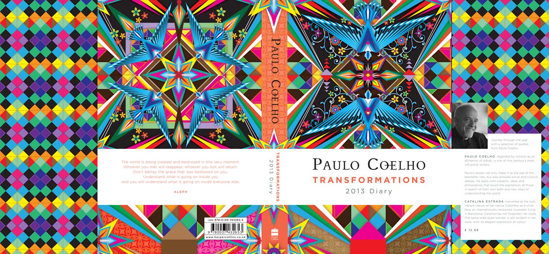 Paulo Coelho Agenda 2013-2