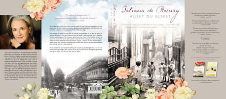 :::  Tatiana de Rosnay Huset du elsket  Bazar Forlag