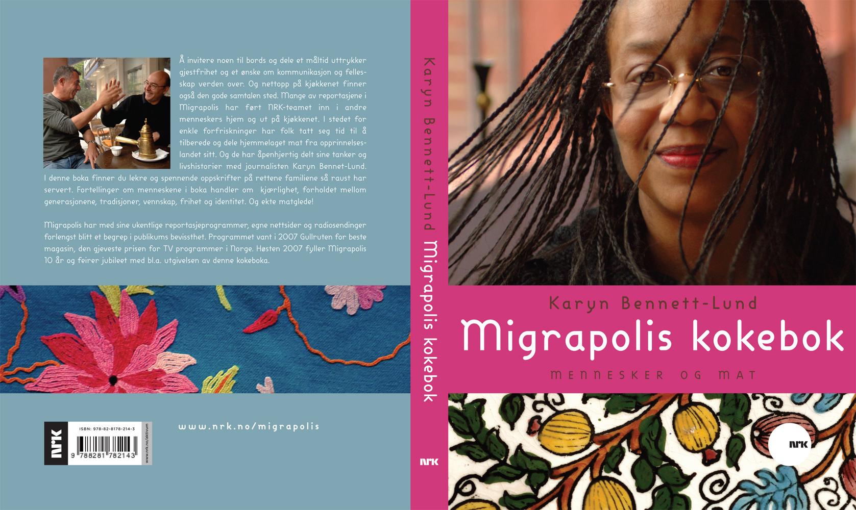 Migrapolis kokebok [ omslag ]