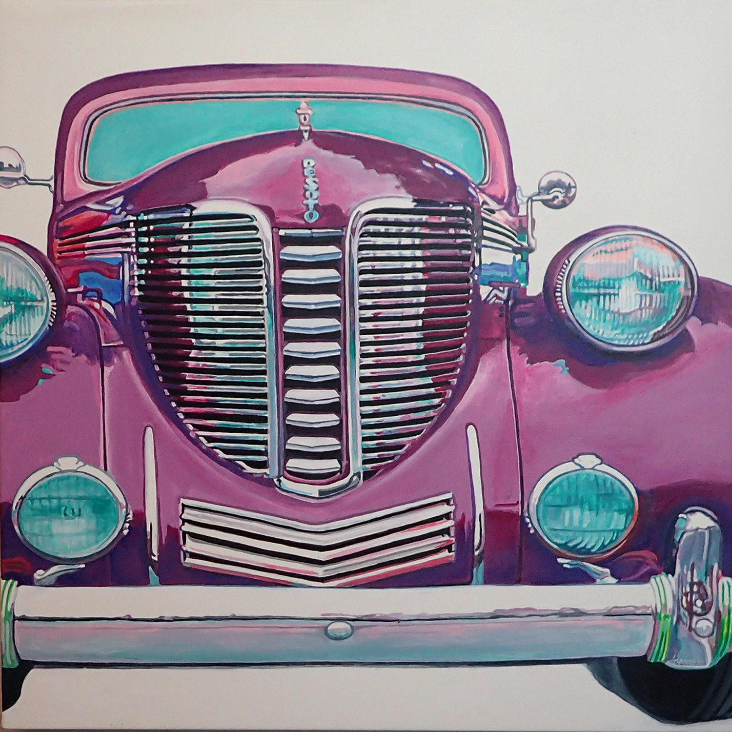 Tony Abboreno_38 DeSoto_30x30in_acrylic on canvas_$1600