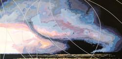 Tony Abboreno_Joplin Twister_48x24in_acrylic on canvas_$2000