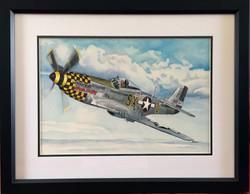 P38 Mustang