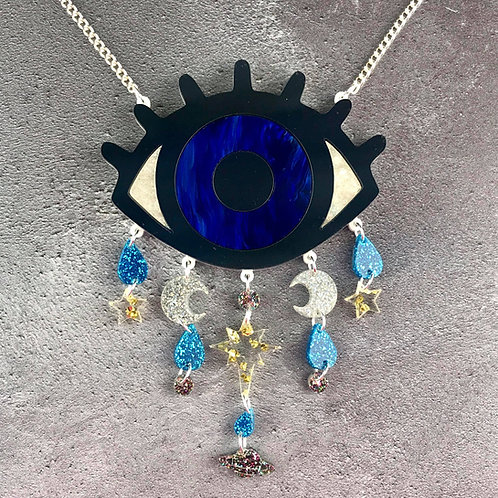 Eye of the Universe Necklace