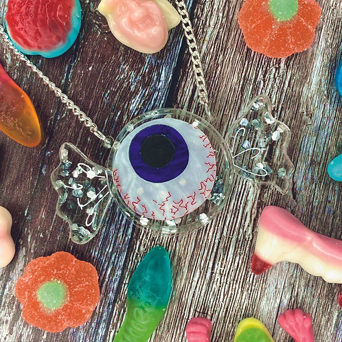 Got an Eye on You Necklace