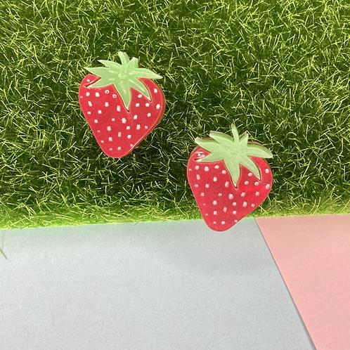 Strawberry Fields Earrings
