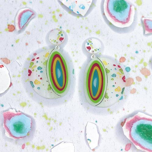 Jawbreaker Earrings