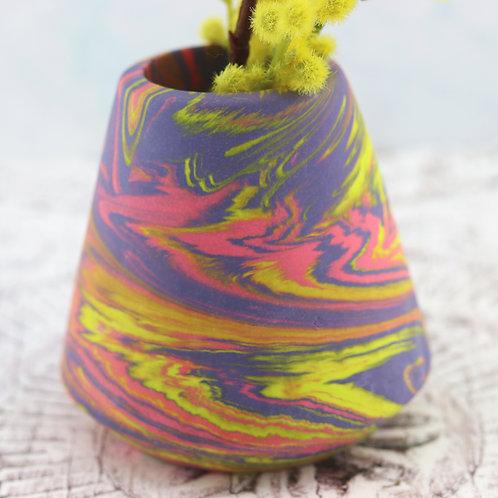 Bud Vase - Purple