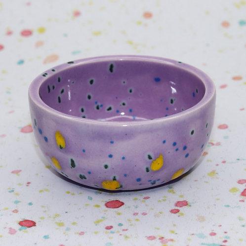 Trinket Bowl - Lilac Blossom