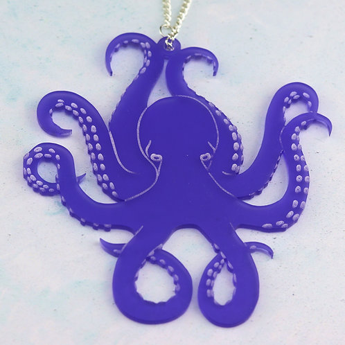 Octopus Wall Hanging