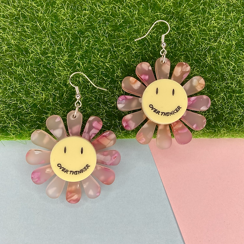 Overthinker Daisy Earrings