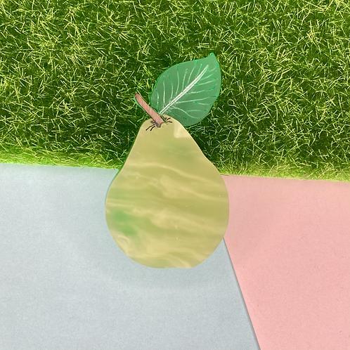 Perfect Pear Brooch