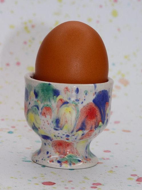 Egg Cup - Harlequin