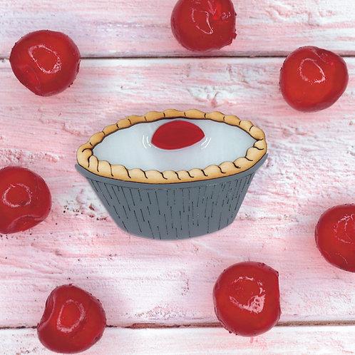 Cherry Bakewell Brooch