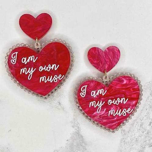 Sweet Hearts Earrings *preorder*