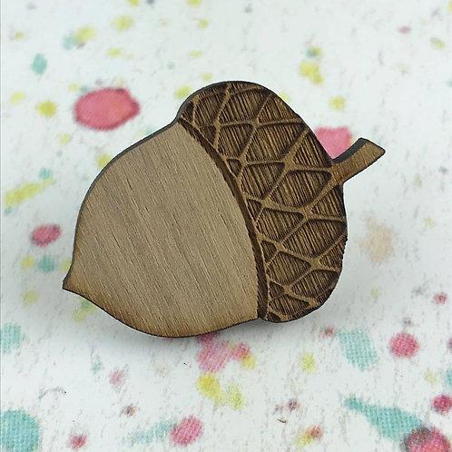 Acorn Pin