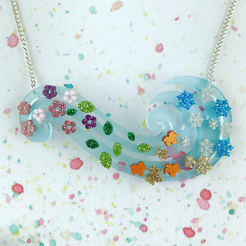 Four Seasons Necklace *pre-order*