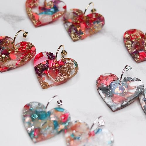 Aphrodite Statement Earrings
