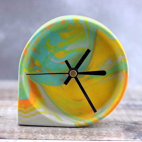 Desk Clock - Sea
