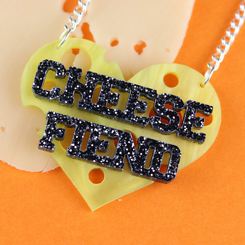 Cheesy Lover Necklace