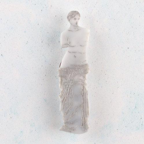 Venus de Milo Brooch