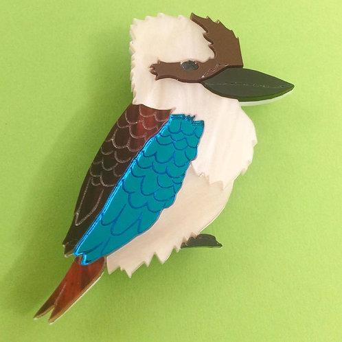Kookaburra Brooch