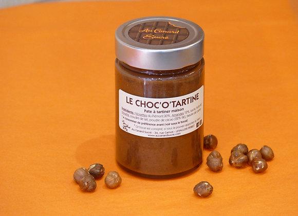 Choc'O'tartine grand pot