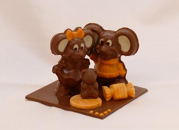 les petites souris