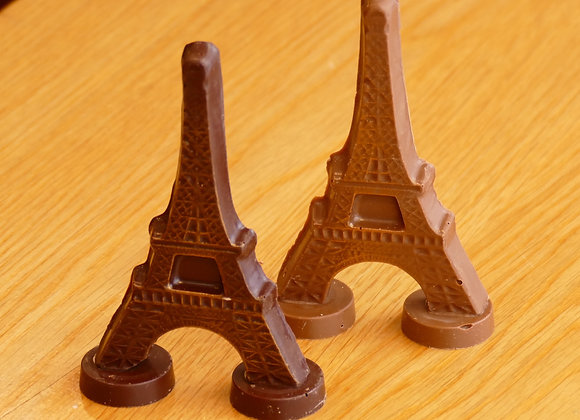 Tour Eiffel plate