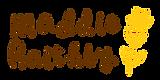 maddie raithby logo