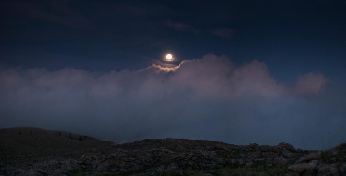 """Luna serrana"""
